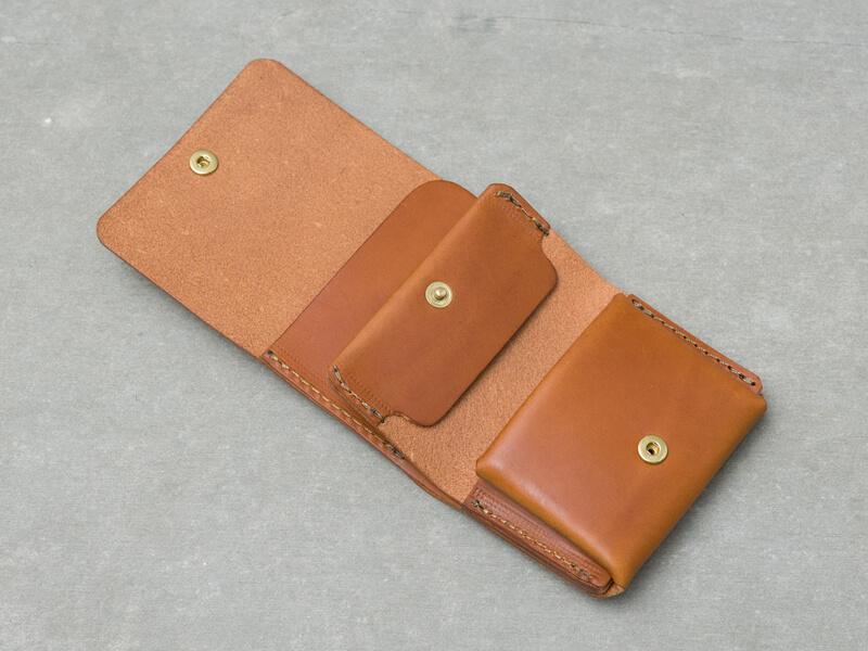 コンパクト財布(GS-69) オープン