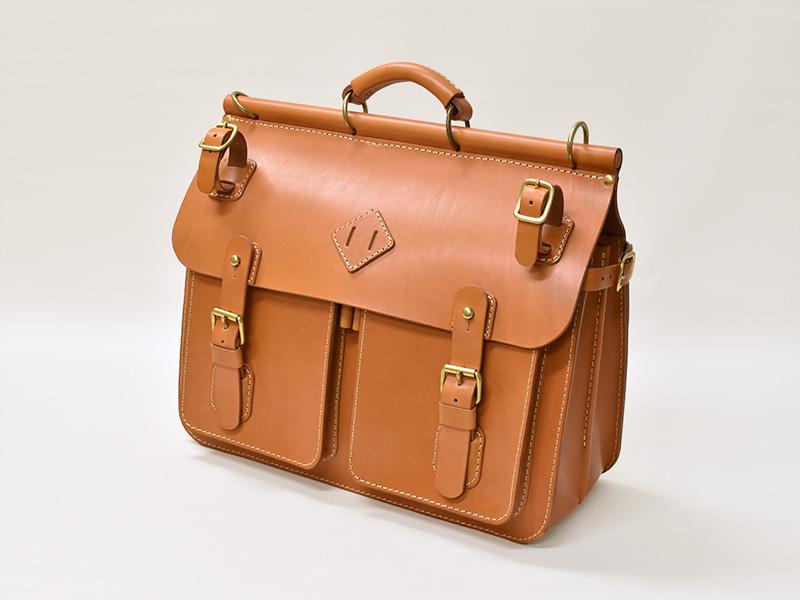 トリップバッグ・Trip Bag(A-102)革色キャメル