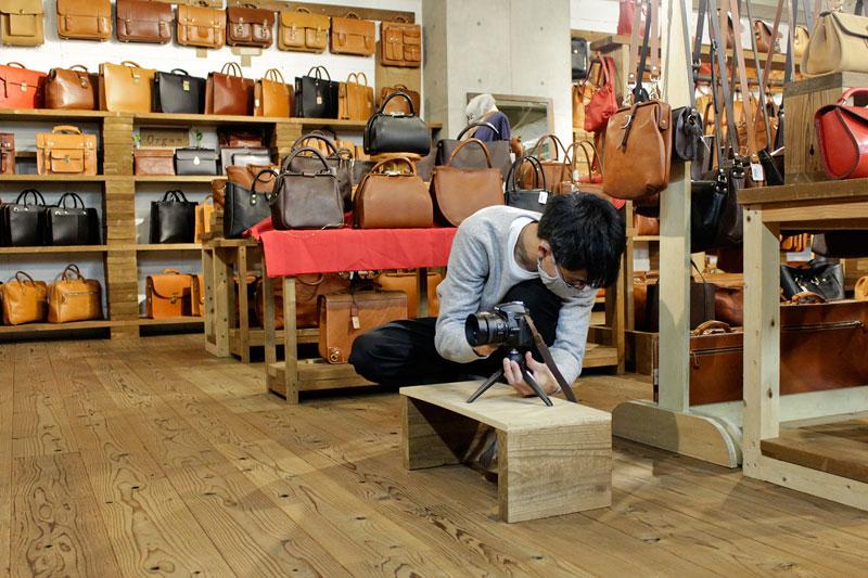名古屋店写真隊長の田中