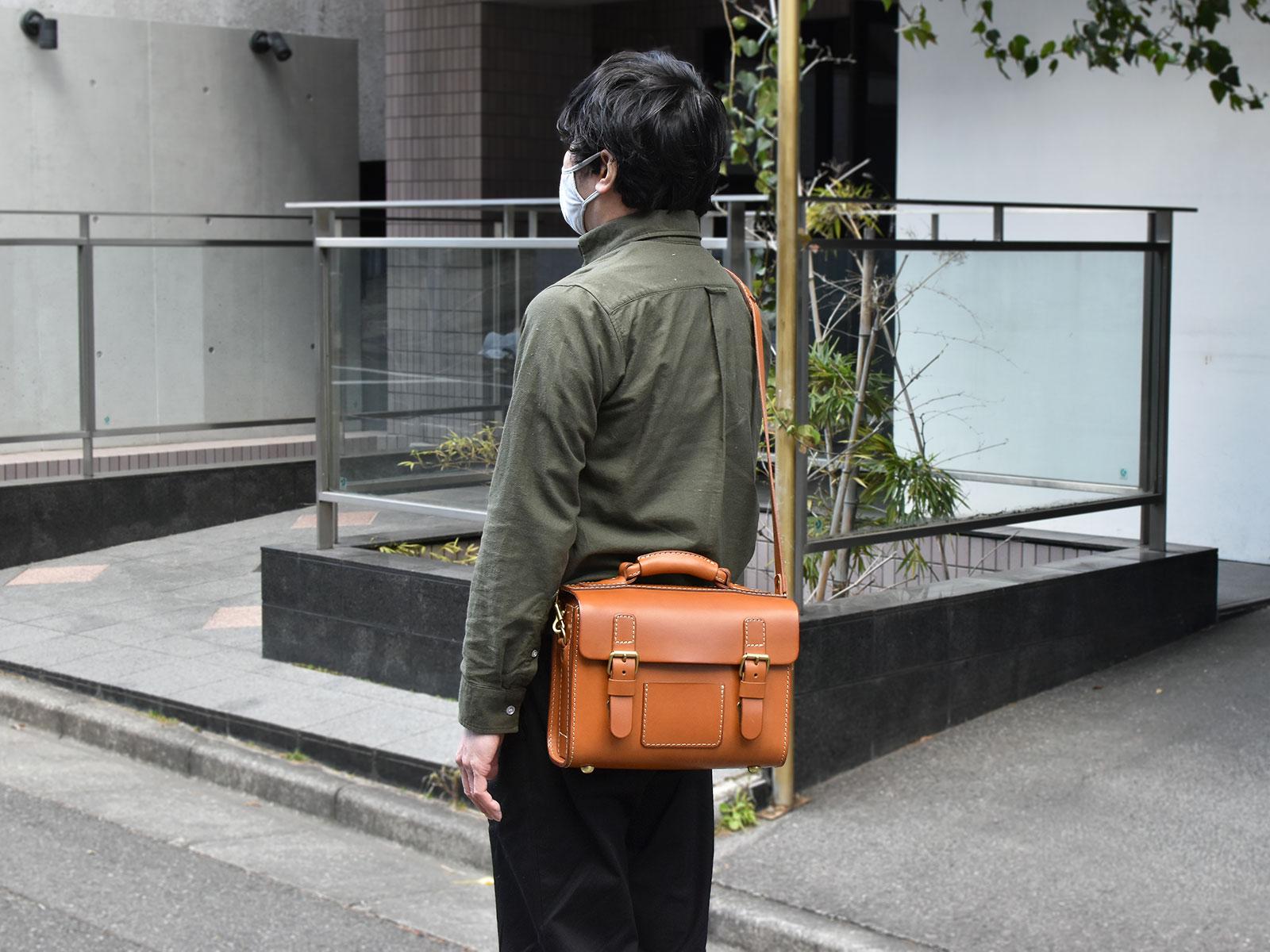 スタッフ愛用品的ブログ~オンラインスタッフ:山木愛用「たる型2wayショルダーバッグ」