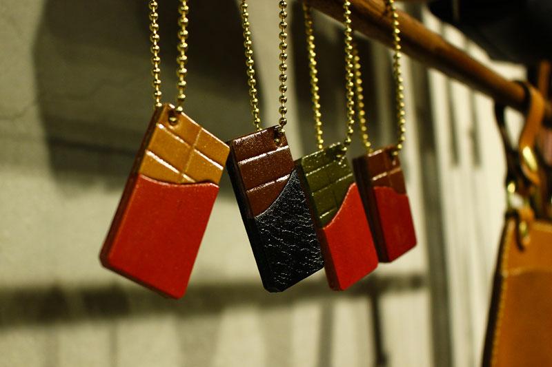 板チョコキーホルダー イメージ