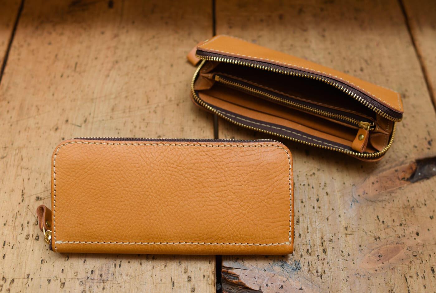 春財布におすすめの革色はキャメル!