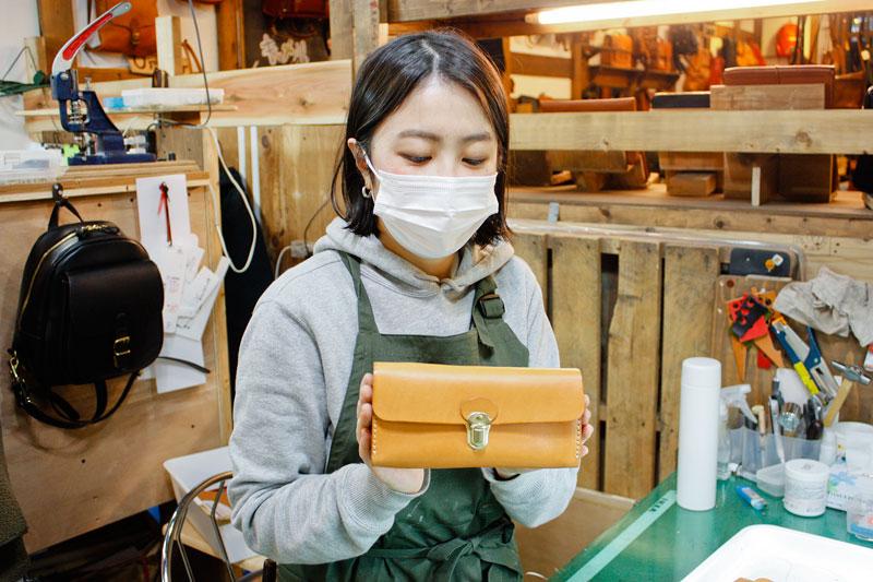 仙台店作り手の鈴木