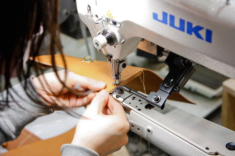縫製工程1