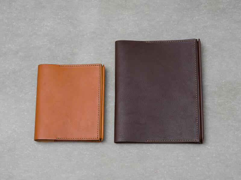 ノートカバー(GS-70) 2サイズ展開