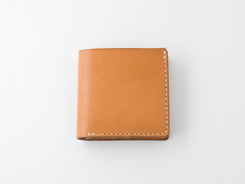 二つ折り財布(WS-4) 前面