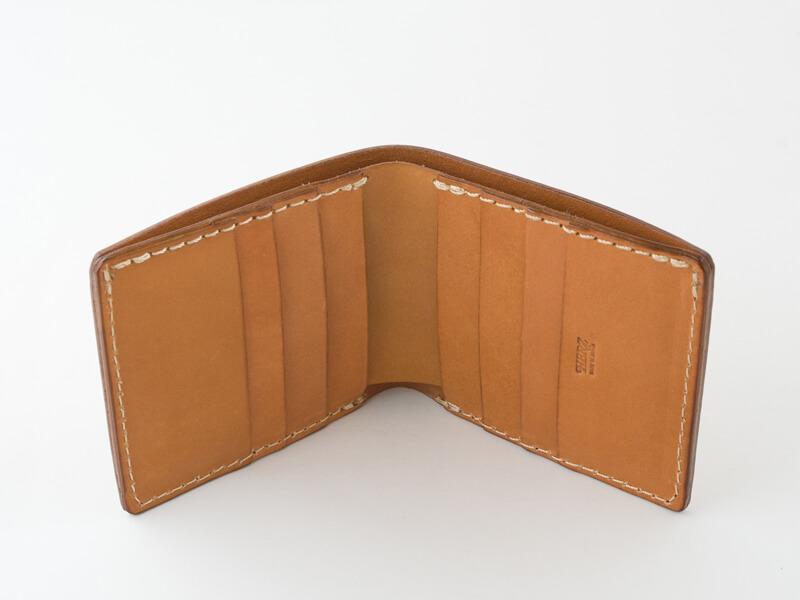 二つ折り財布(WS-4) 内部