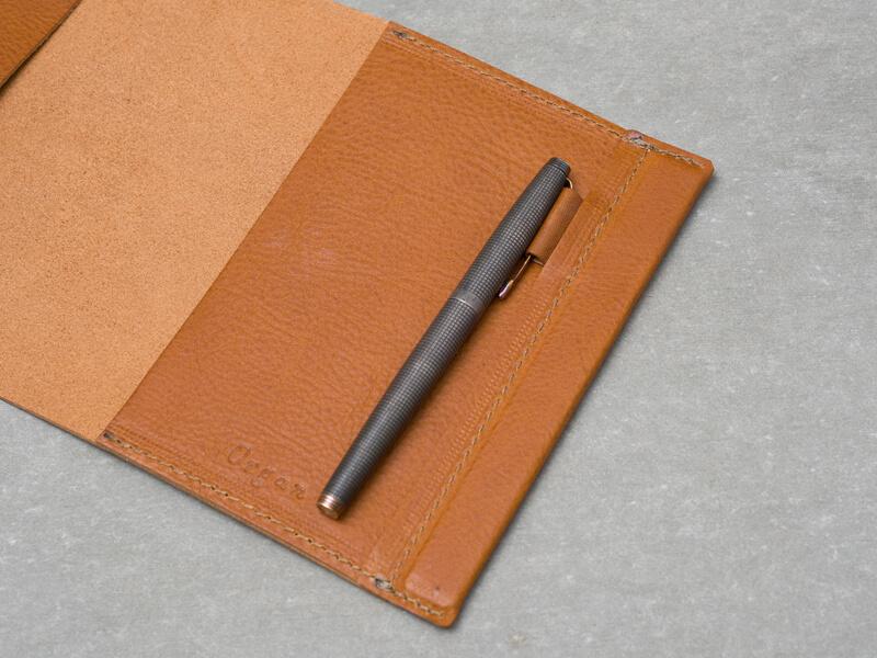 ノートカバー(GS-70) ペン差し