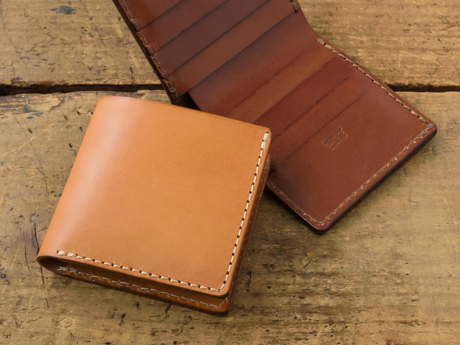新作:二つ折り財布(WS-4)