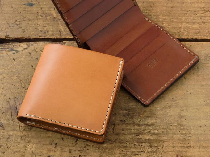 二つ折り財布(WS-4)