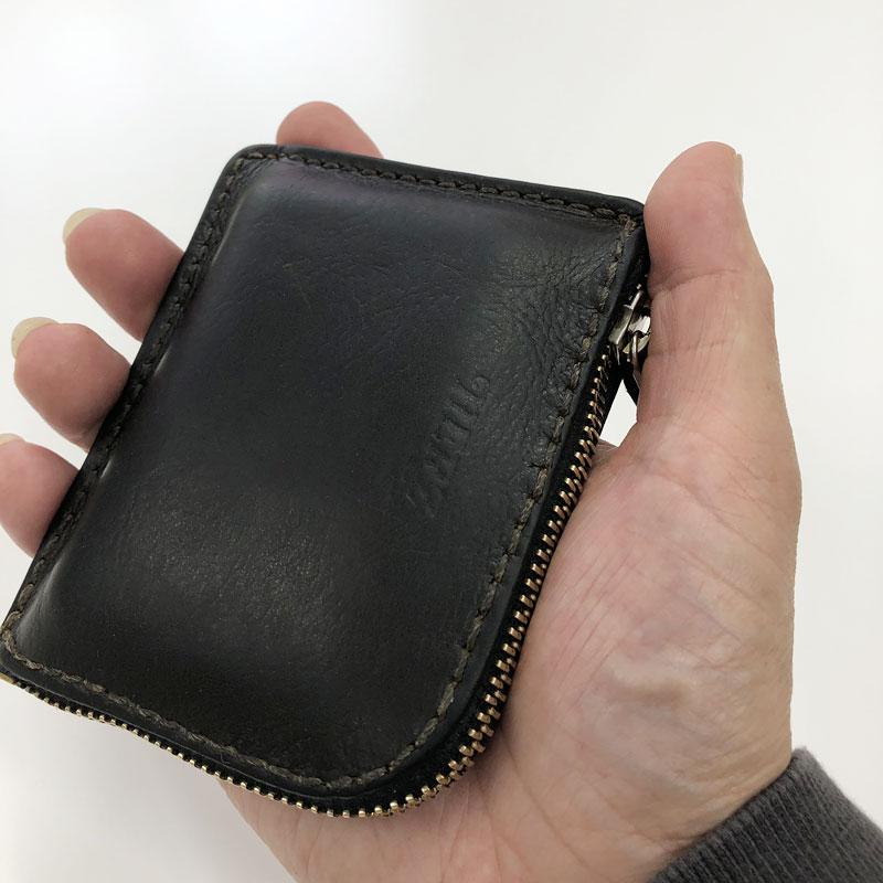 L字ファスナーミニ財布(KK-38)