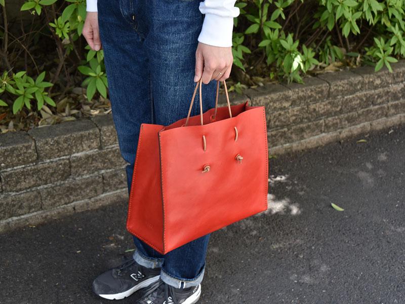 革紙袋(T-5) レディース手持ち