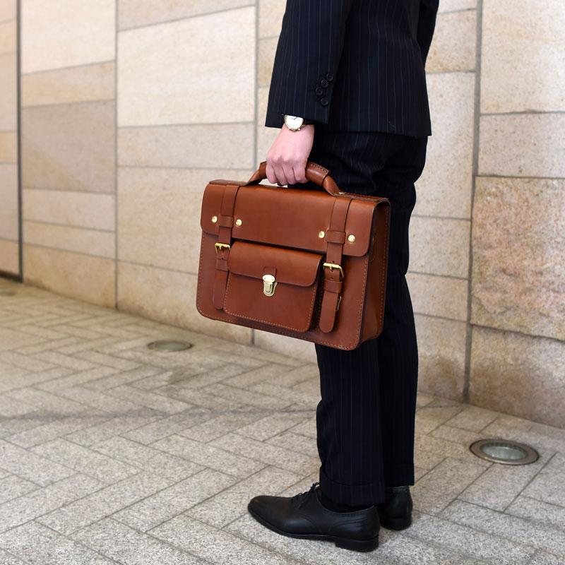 学生鞄風・2wayビジネスバッグ(BC-16) メンズ手持ち