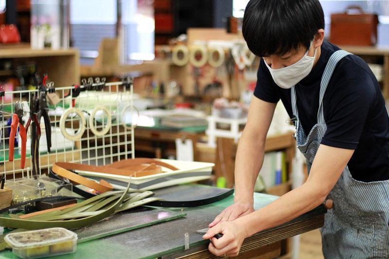 名古屋店作り手:袴田