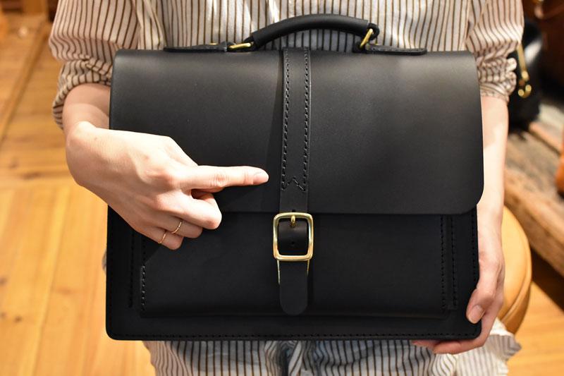 1本ベルト3wayビジネスバッグ(BC-4) ベルト部分