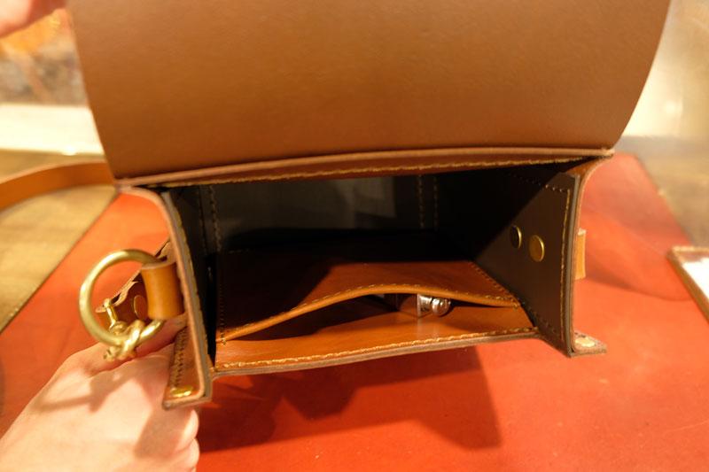 ビルズバッグ 内ポケット