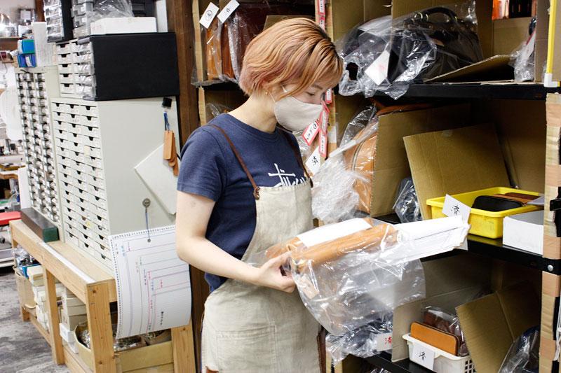 仙台店スタッフの朝仕事13
