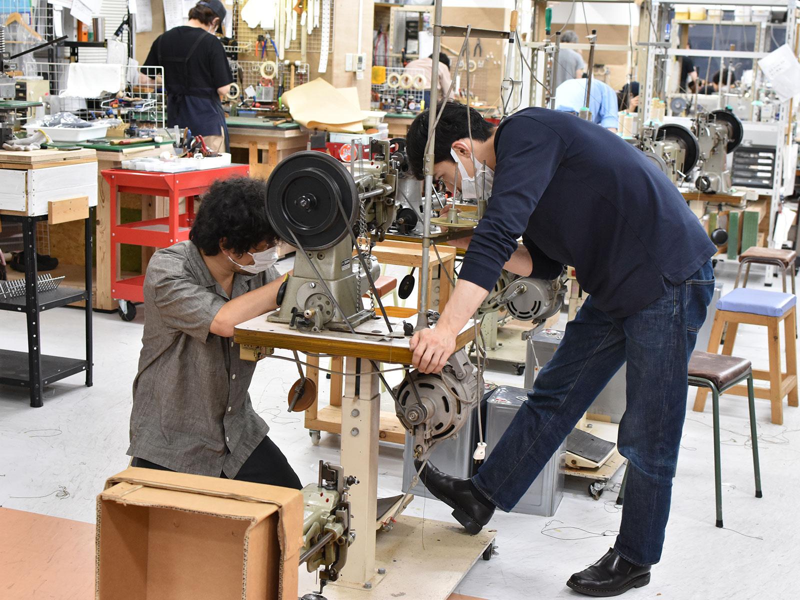 日々を積む No.120 真面目に愉快に、工房を支える機材担当