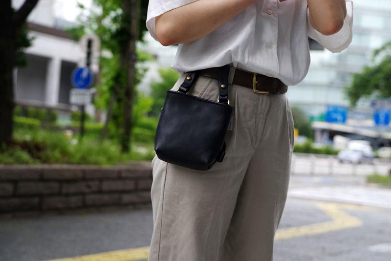 大工さんの腰袋的ベルトポーチ(E-27)