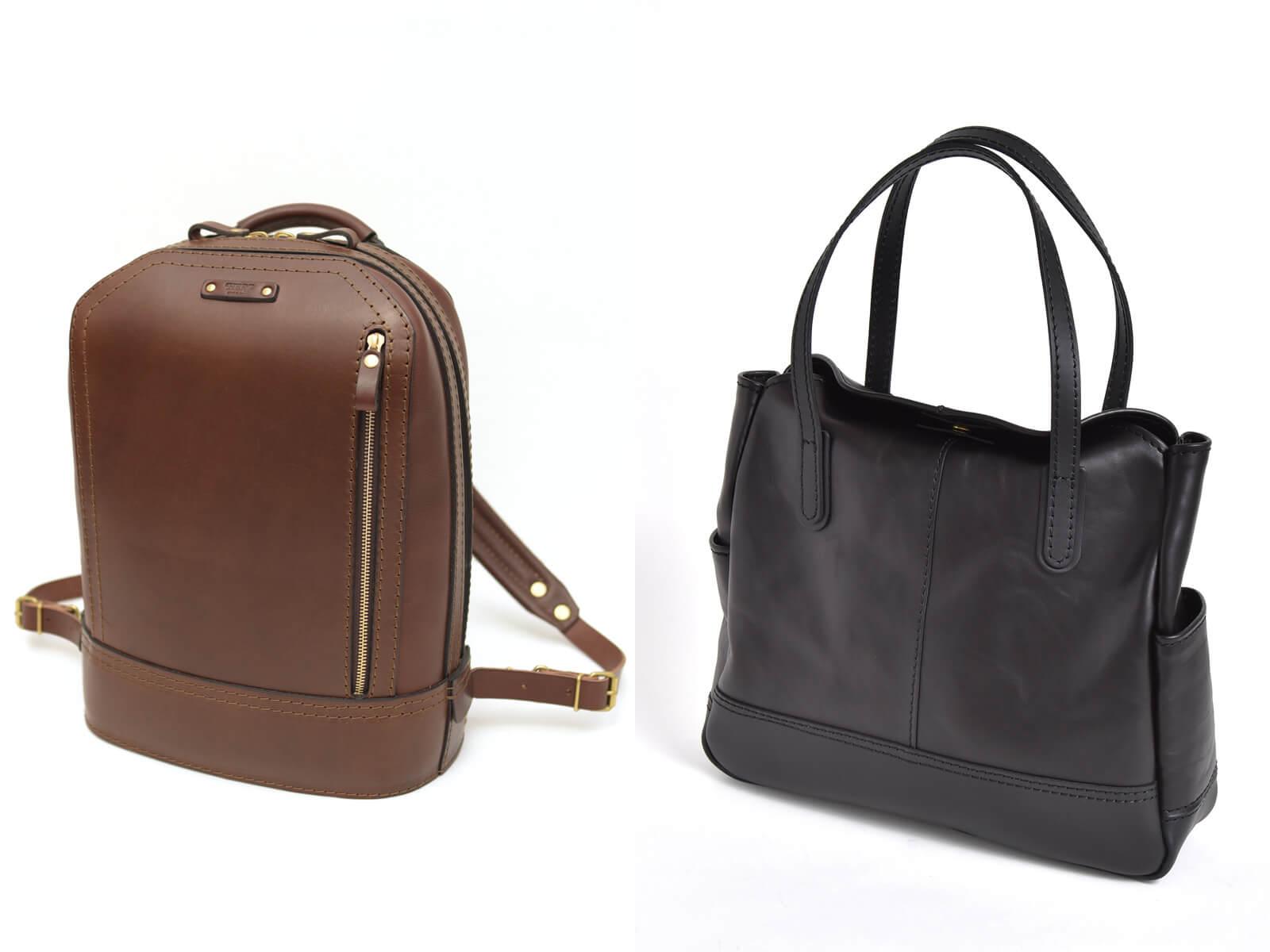 ドラマ『ナイト・ドクター』にリュックとトートバッグが使用されています