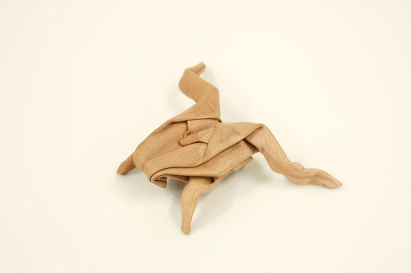 作り手永美の革折り紙コレクション