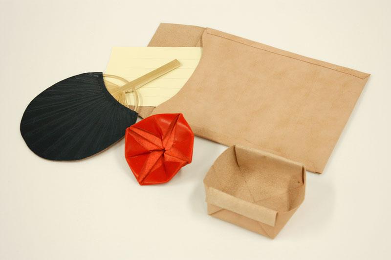 伊藤の革折り紙コレクション