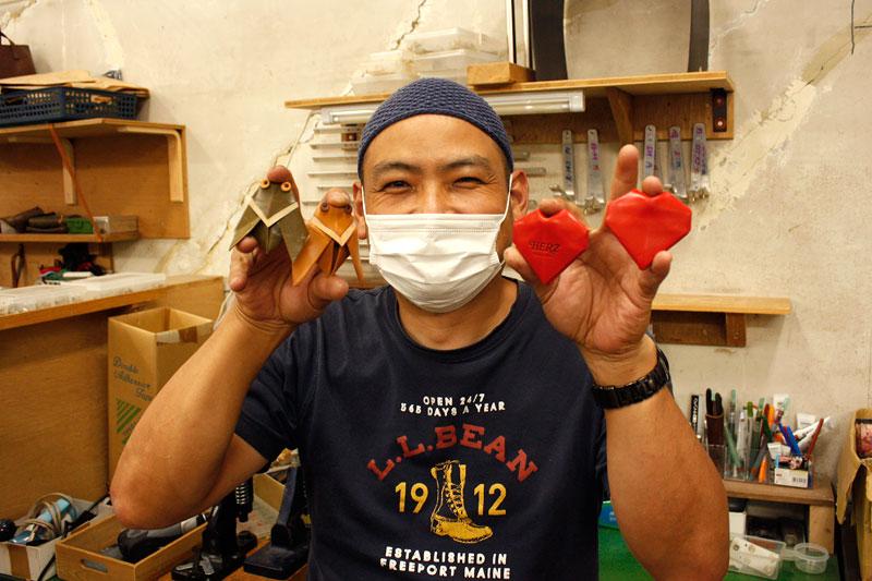 ベテランの作り手、増澤