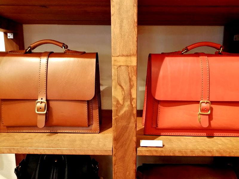 同じ鞄でも同じではない
