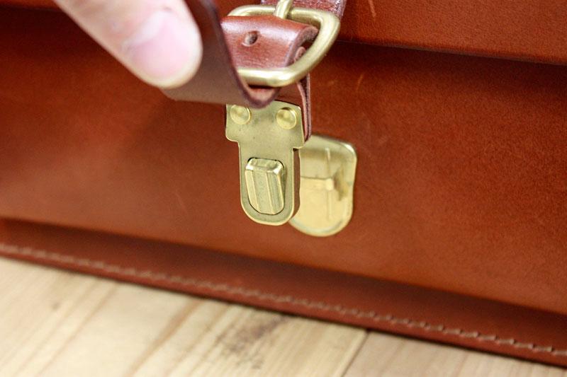 1本ベルト3wayビジネスバッグ(BC-4) 差し込み金具