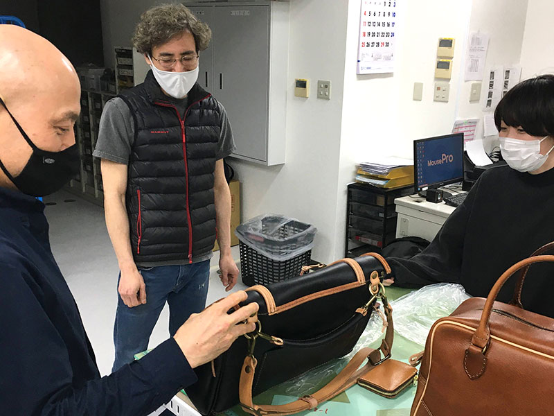 NETワイルド鞄 品評会2
