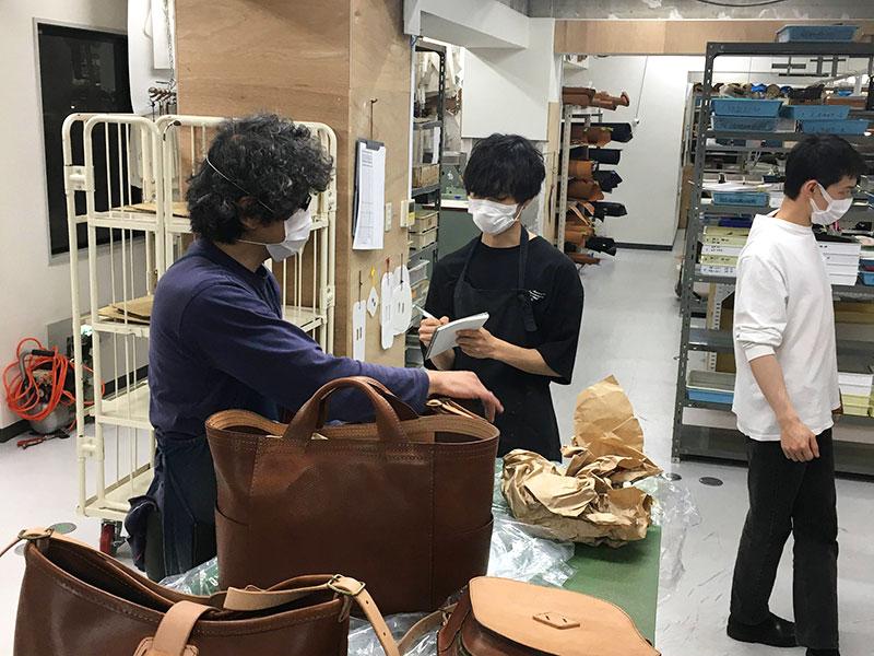 NETワイルド鞄 品評会4