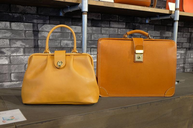 タックバッグとダレスの比較